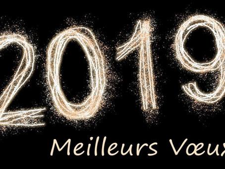 Le centre Interlude Bien-Etre vous souhaite une bonne année !