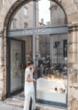 Boutique Nuan-C Joaillerie Lyon