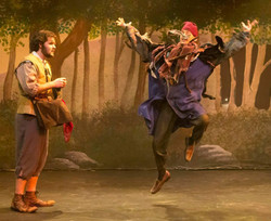 Into the Woods Jumping