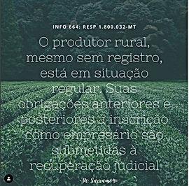 Dica - RJ do produtor rural