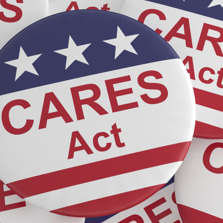 CARES Act: Benefits to help Nonprofits stay afloat