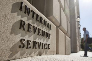 THE REAL 2013 IRS SCANDAL: EXCLUSIVELY V. PRIMARILY