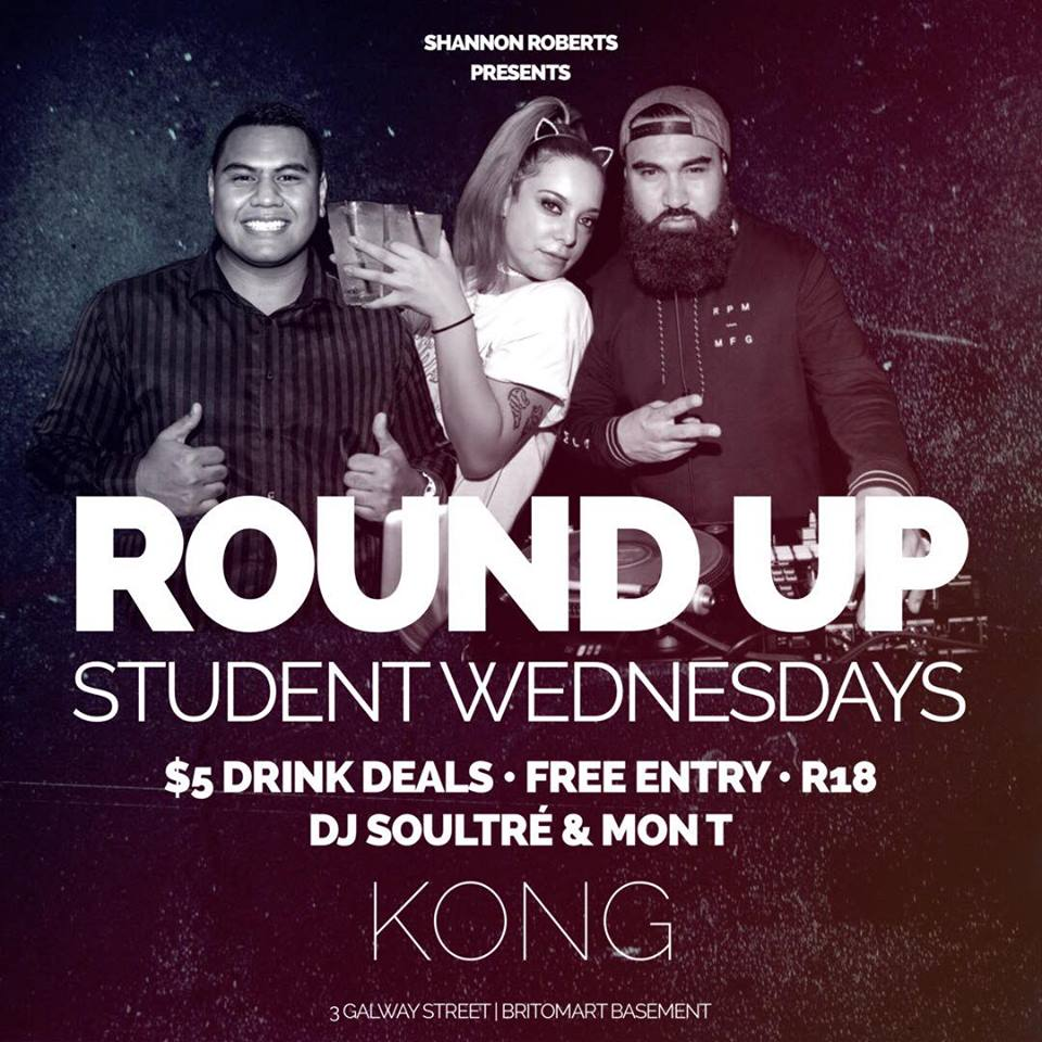 Kong Wednesday