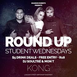 Kong Wednesday