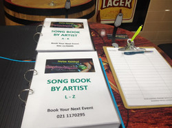 Song Books