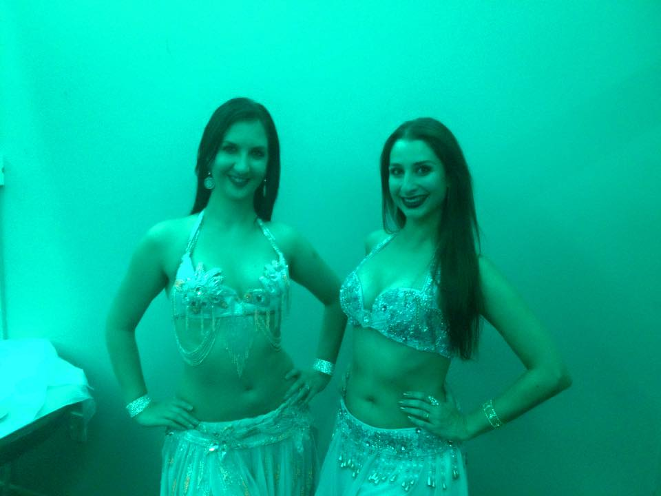 Birthday Belly Dancers