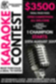 Noize Kontrol Karaoke Contest Competition
