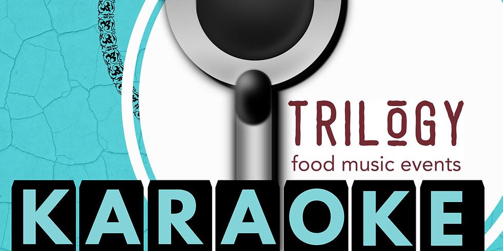 THURSDAY KARAOKE - TRILOGY BAR & EATERY