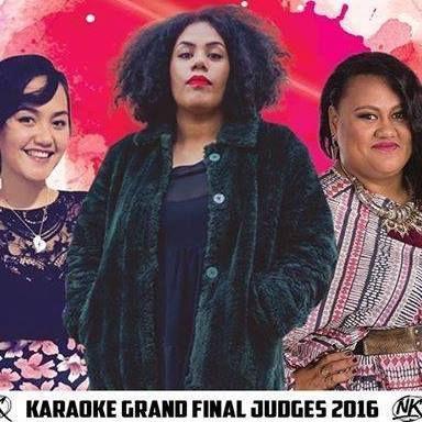 Noize Kontrol Judges Liana Lisa Nesa