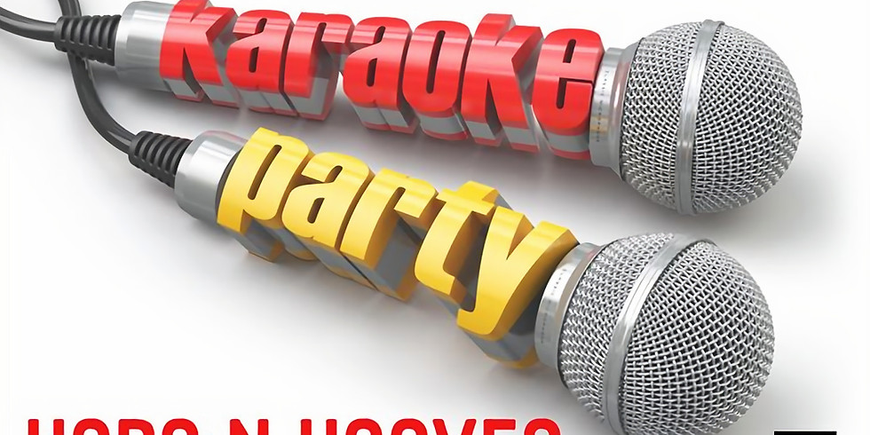 Karaoke Saturday - Hops N Hooves