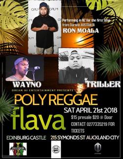 Poly Reggae Flava