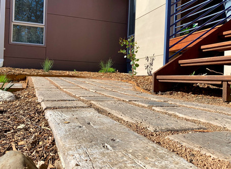 Timber Stone Paving Wollongong