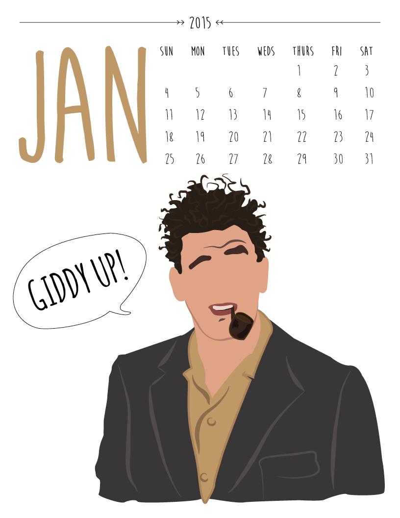 Cosmo Kramer | Seinfeld