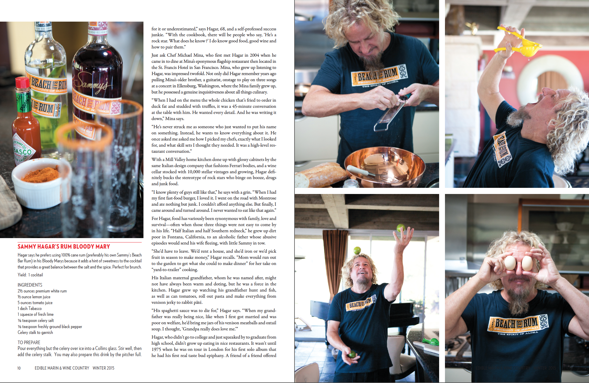 Sammy Hagar (p.2 of 3)