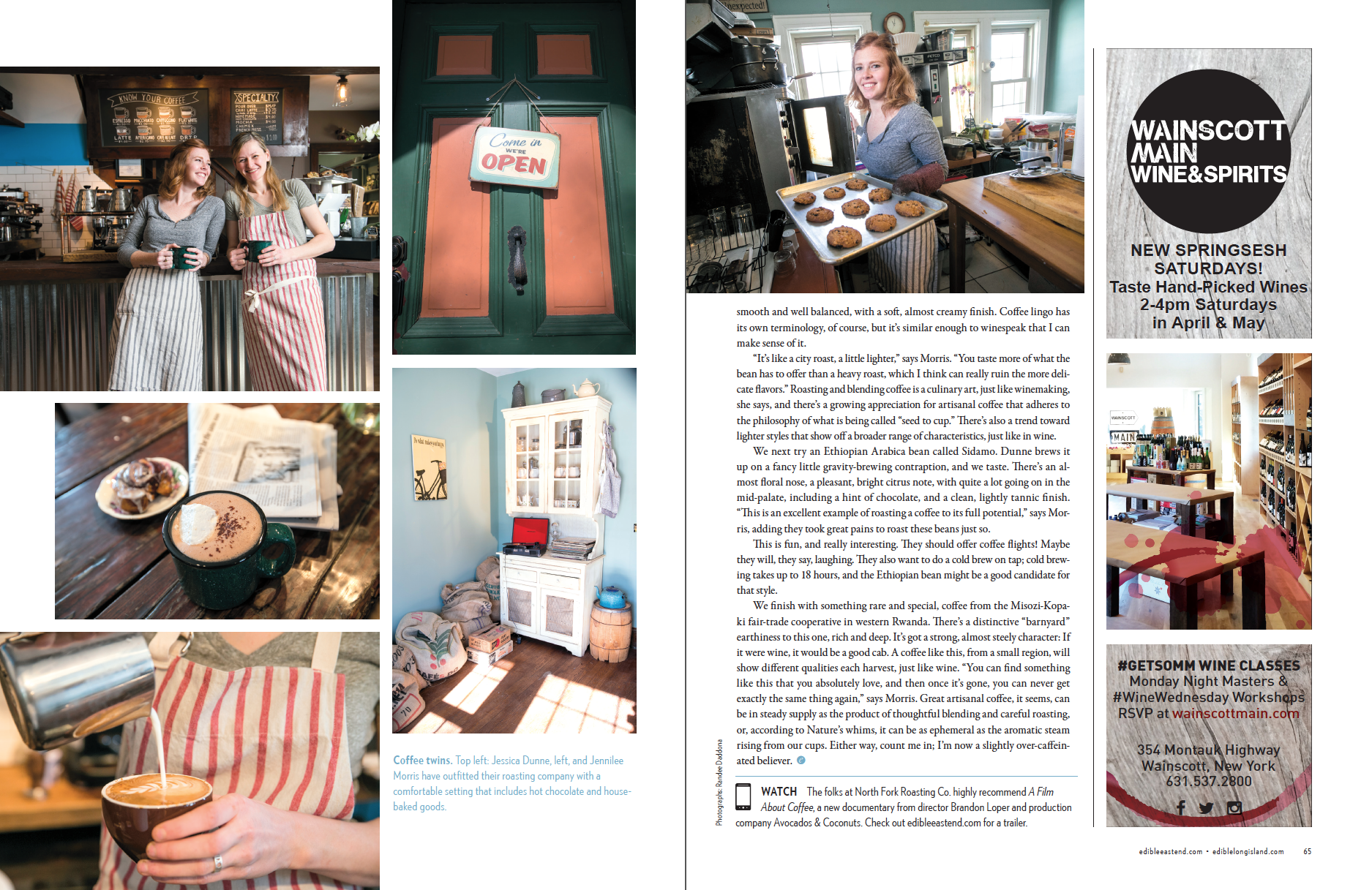 North Fork Roasting Co. (p.2 of 2)