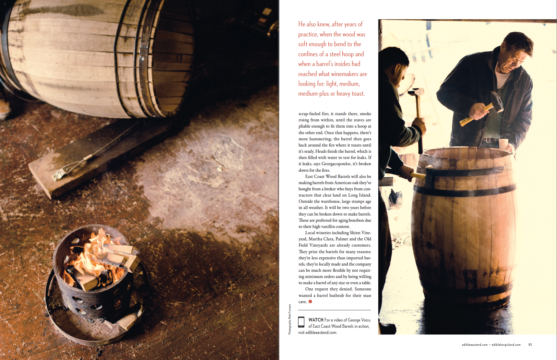 East Coast Wood Barrels (p.3 of 3)