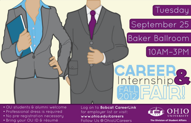 Career Internship Fair