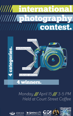 Photography Contest Event Poster