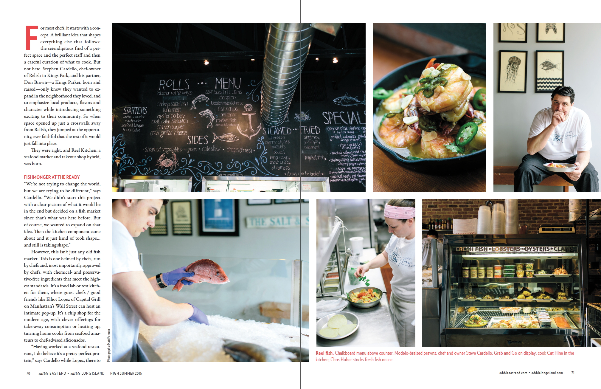 Reel Kitchen (p.2 of 4)