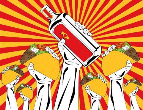 Gin + Tacos