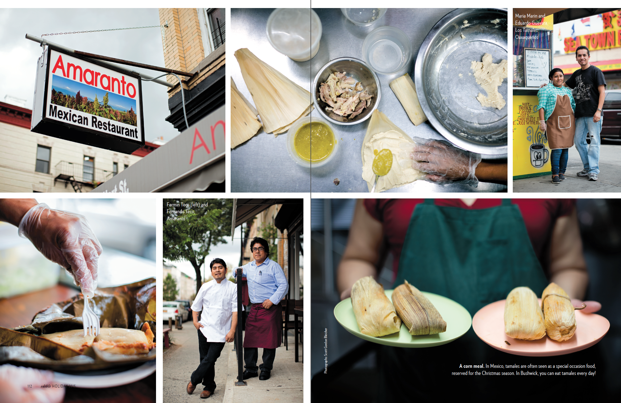 Bushwick Tamale Tour (p.3 of 4)