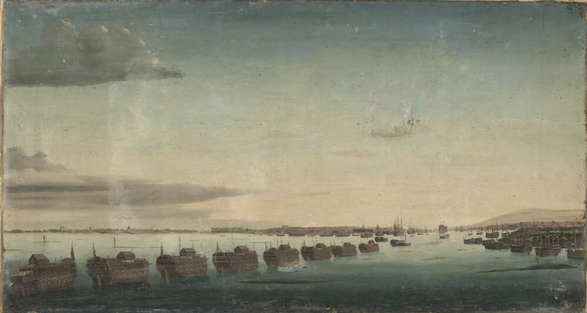 Prison Hulks Portsmouth 1814.jpg