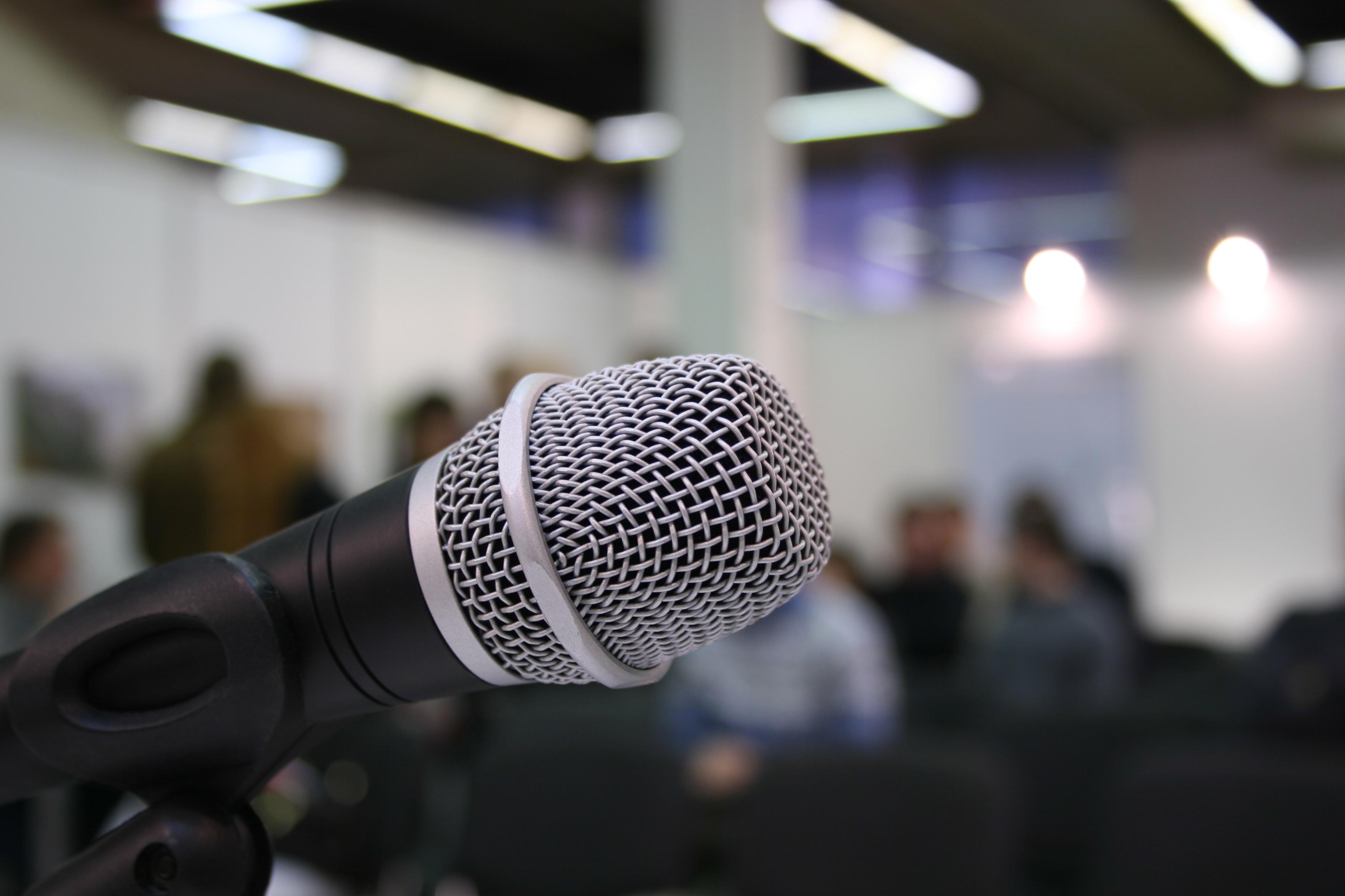 Speaker Appearances