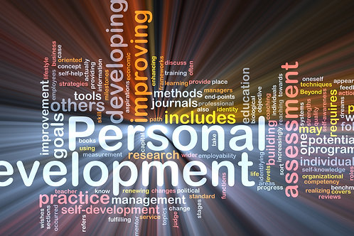 Personal Development Workbook