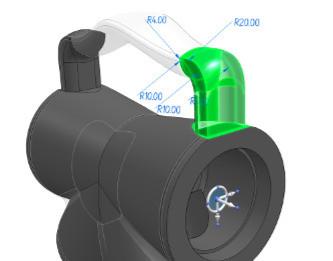 CAD - NX CAD Freeform Modelling