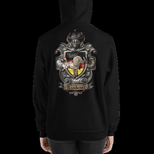 Riedesel coat of arms Unisex hoodie