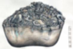 Sayhuite Stone, Illustration by Andrew James Hamilton