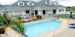 Villa north facing w' pool