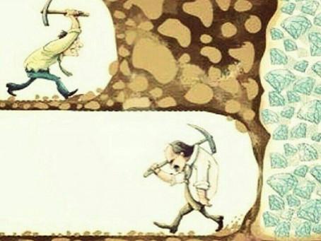 #MorningBrew☕️💎 Just keep digging!