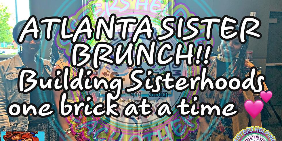 SHE's In ATL Sister Brunch