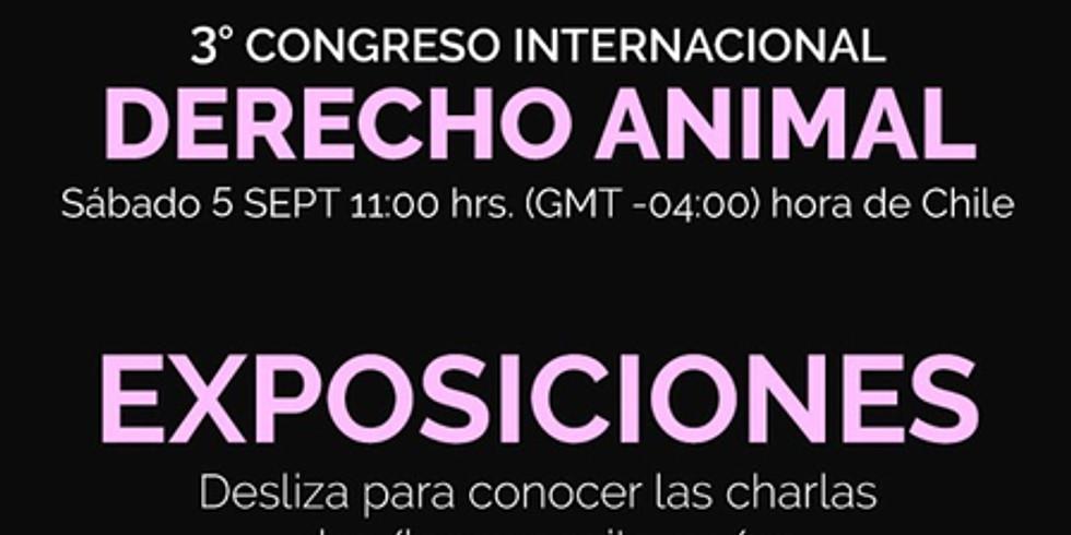 3º Congreso Internacional de Derecho Animal