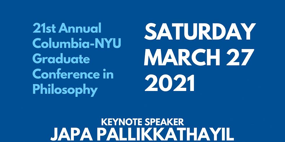 University of Iowa Graduate Philosophy Conference