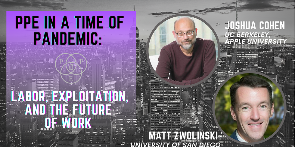 Labor, Exploitation, and the Future of Work