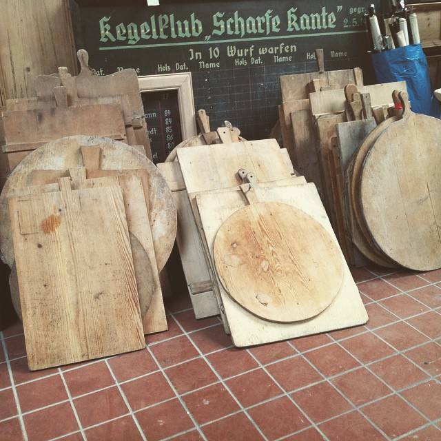 Vintage Cutting boards