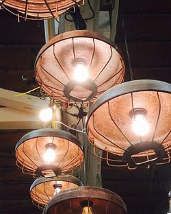 Chicken Feeder Lights