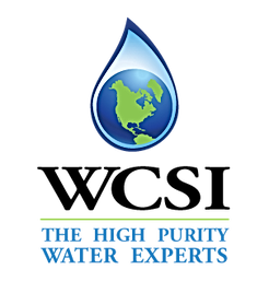 WCSI logo - high purity water systems