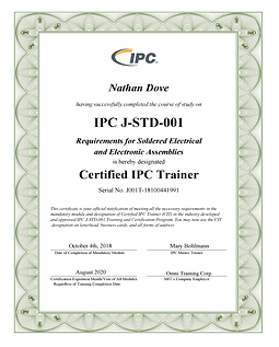 CIT_J-STD-001G_EN_2021_Certificate of Co
