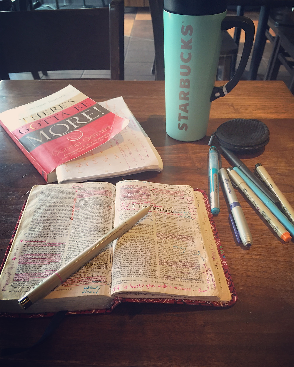 Coffee date with God