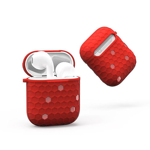 carbon airpods protect case