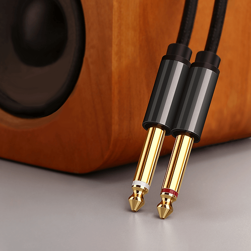 YP01 Audio line. 3.5 mm Male to Male Stereo Audio Cable