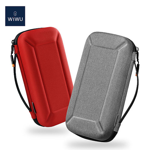 WiWU Defender NS Commuter EVA Protective Hard Case Travel Pouch Nintendo Switch