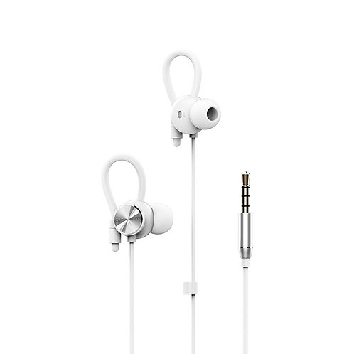 earbuds 103, Earphones with Mic and Volume Control