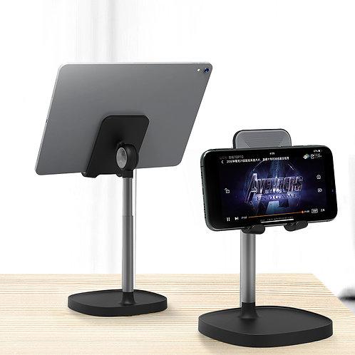 WiWU ZM101 Black Aluminum Alloy ABS Adjustable Desktop Holder Stand For 12.9 Inc