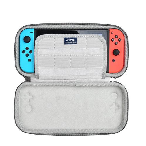 WIWU Switch Hard Case Hardshell WaterProof Shockproof Travel Carrying Case