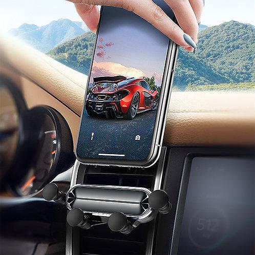 WiWU PL100  Car Mount Portable Mini adjustable Phone holder for 4-6 inch phone