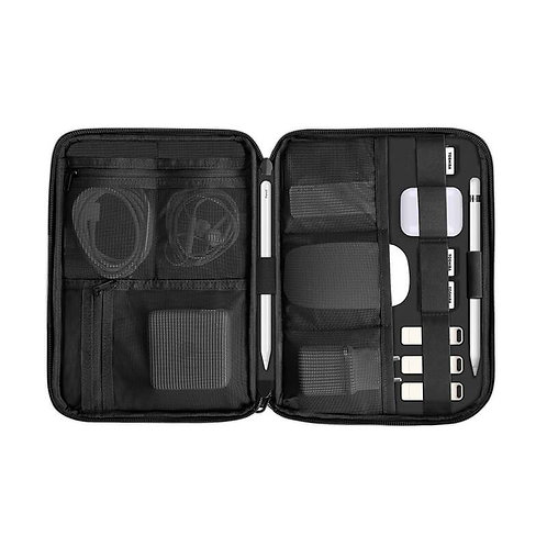 Tablet mate, tablet bag, electronic organizer